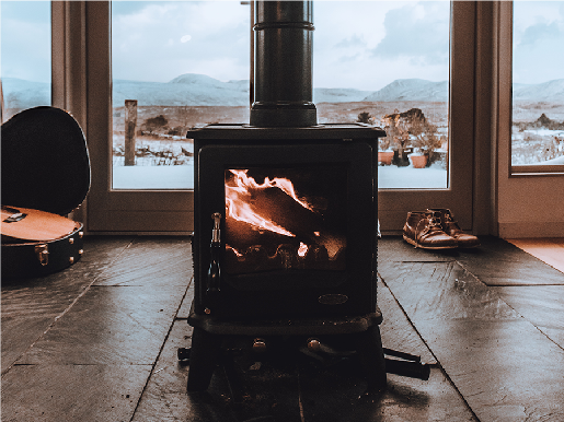 Woodburning Stove