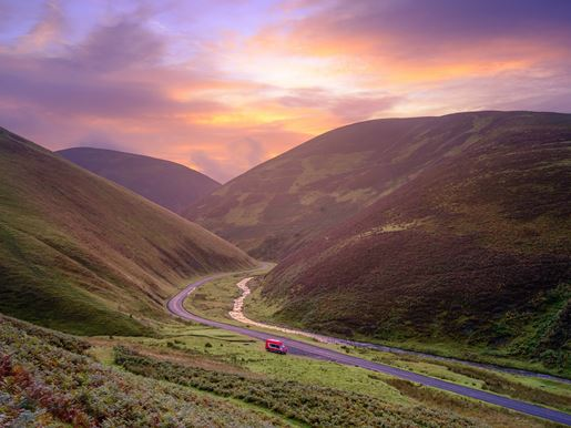 Mennock Pass, Dumfries And Galloway Visitscotland Visit South West Scotland Damian Shields