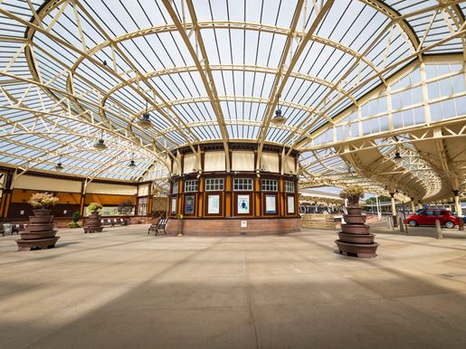 Wemyss Bay Railway Station Kenny Lam Visit Scotland